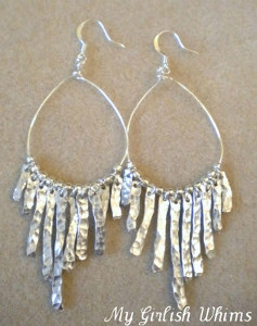 Divine DIY Jewelry: Made of Metal Earrings