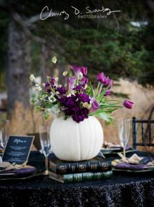 exquisite-black-and-purple-halloween-wedding