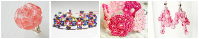 Flower-Inspired DIY Jewelry Projects