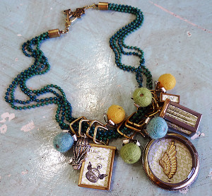How to Make a Locket for the Book Lover