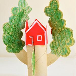 The Amazing Printable Tree House