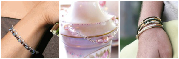 Delicate DIY Jewelry: Bracelets
