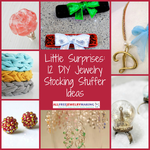 Little Surprises 12 DIY Stocking Stuffer Ideas