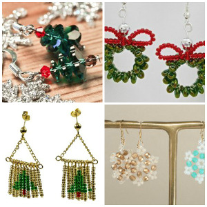 The Christmas Earrings You'll Wear Every Day