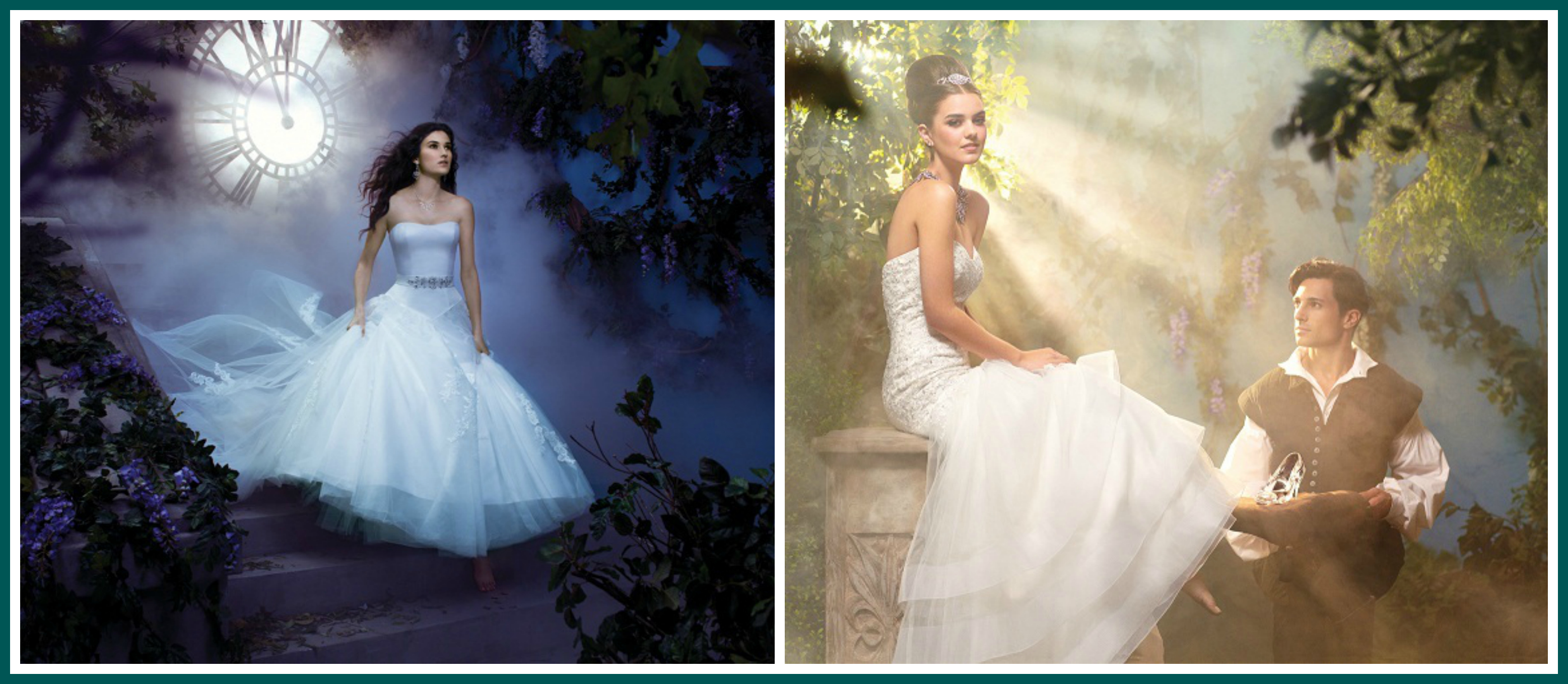 Cinderella Disney Princess Wedding Dress