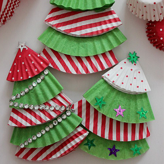 Paper Ornaments for Kids