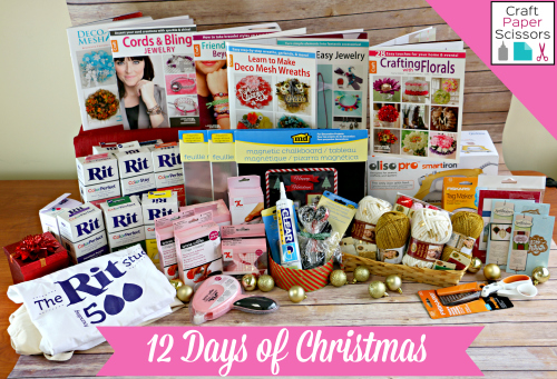 12 Days of Christmas Grand Prize