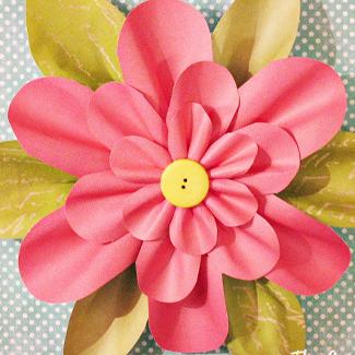 Flower embellishment pic