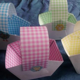 Easter DIY Basket