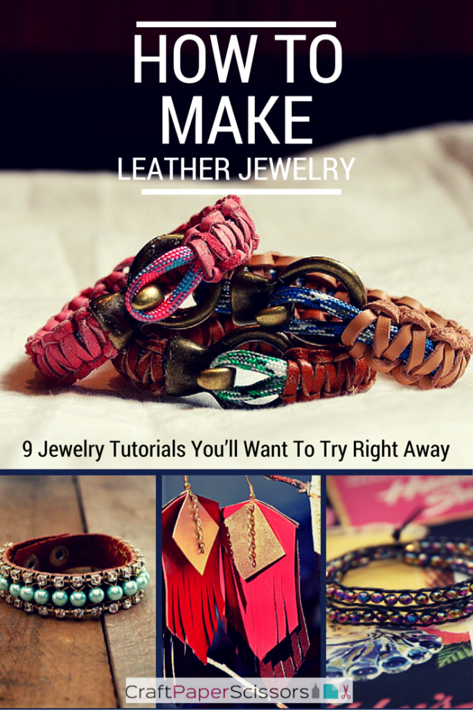 how-to-make-leather-jewelry-free-jewelry-tutorials