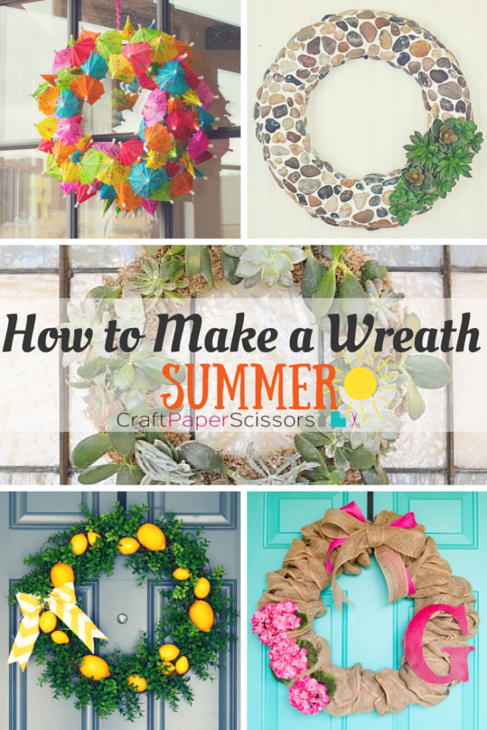 How-to-Make-a-Wreath-for-Summer