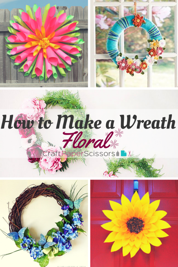 How-to-Make-a-Wreath-for-Summer-floral