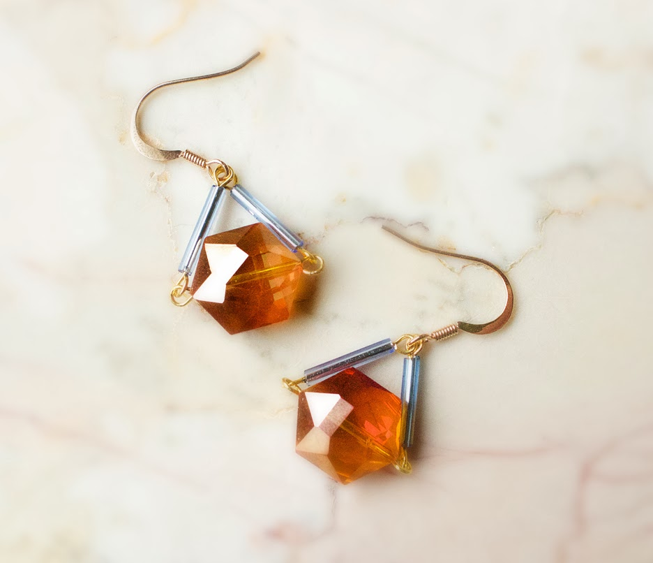 Gorgeous Geometric Earrings