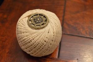 DIY Nautical Ships Wheel Wrap Bracelet 2