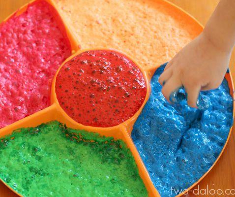 Magic Foaming Paint