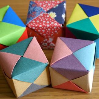 12 Grown Up Construction Paper Crafts Craft Paper Scissors